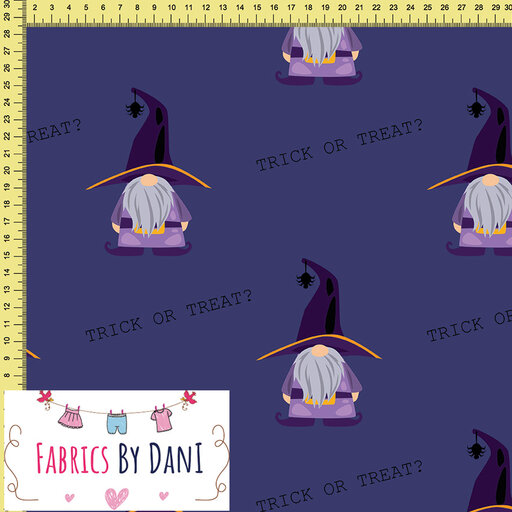 Trick Or Treat Fabric