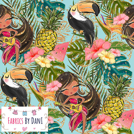 Tropical Fabric